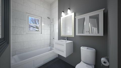 ML3 - Bathroom - by Kaylin1313