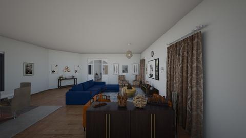new d - Living room - by Makeba1