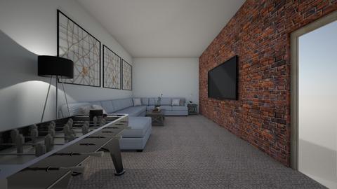 basement - by Grace Gentry