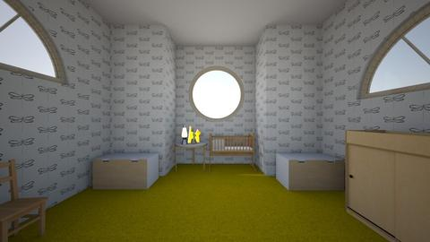 Sunshine Nursery  - Kids room - by elisevb