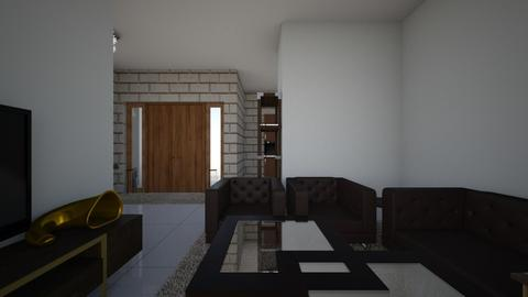 my apartment - by anna_orfanou