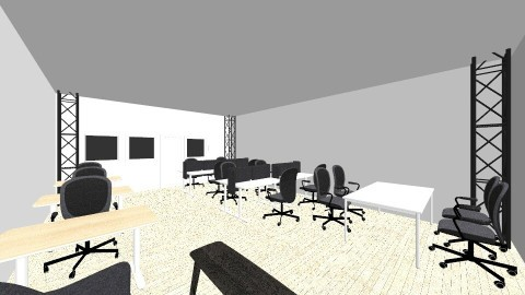 Omid Office - Classic - Office - by asalmansi