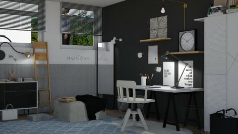 Souterrain Studio - by jolaskajp
