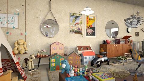 vintage shop - Vintage - by bnu