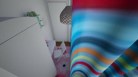 nina - Kids room - by tinapicina