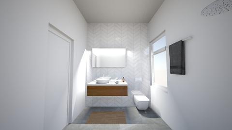 3d bathroom - Bathroom - by morelharar