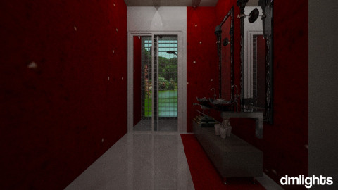 Flat - Bathroom - by DMLights-user-994540