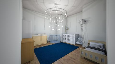 nursery and toddler room - Kids room - by gbrown782