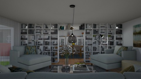 Living room - Classic - Living room - by Annathea