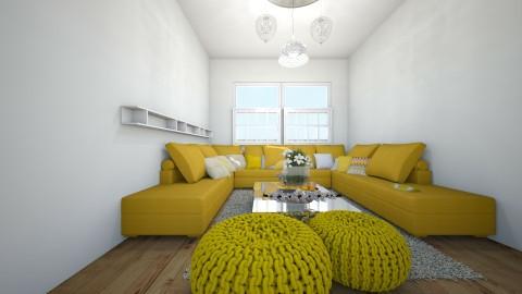 ljh - Living room - by Alice Aguiar