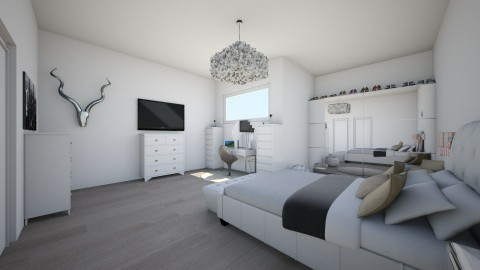 Place i want - Bedroom - by Demiana Acis