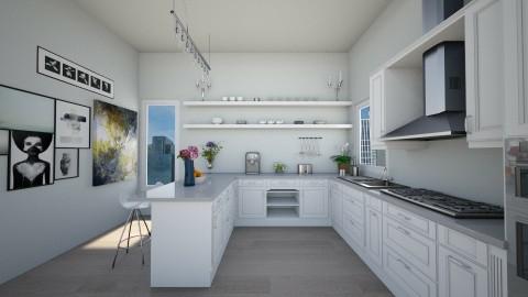Kitchen - by Asura Kunvara