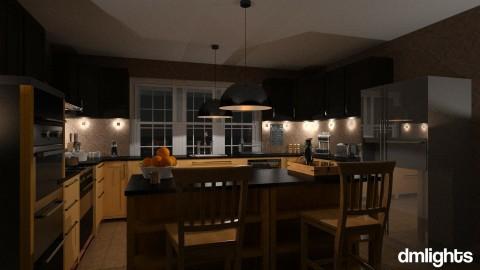 Kitchen - Classic - Kitchen - by DMLights-user-1172368
