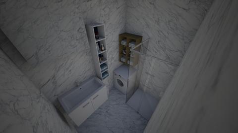 banyo 1 - Bathroom - by aytackaya
