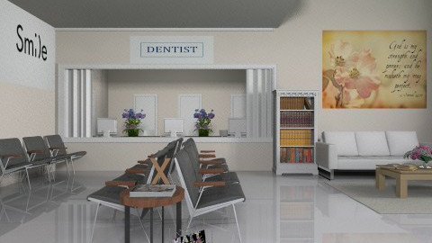 Delightful Waiting Room - Minimal - by deleted_1513655778_Valencey14