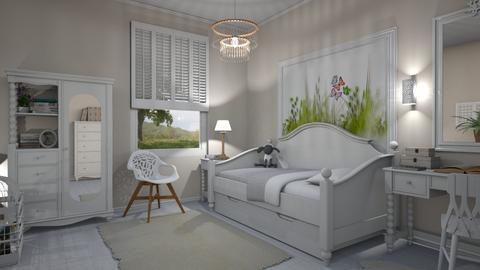 M_S  in M - Bedroom - by milyca8