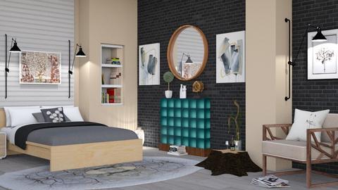 M_Tree - Bedroom - by milyca8