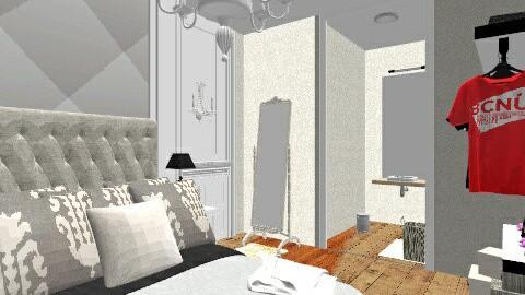 Ancol Mansion - Bedroom - by Clarissa Thiolla Lala