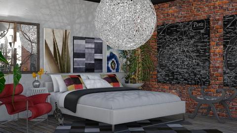 Boho Venezuelan Style - Eclectic - Bedroom - by LuzMa HL
