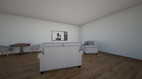 skcit - Living room - by agneseeee