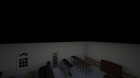 bar - Retro - Living room - by nicolivra