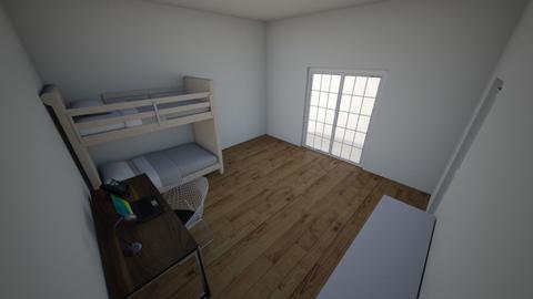 room - Modern - Bedroom - by Katelynnnnnnn