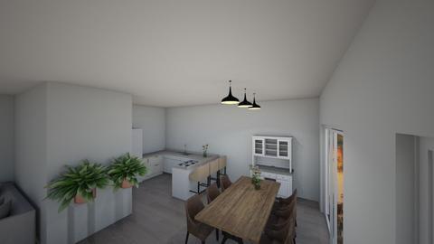 De Bruin - Living room - by RosalieGijsberts
