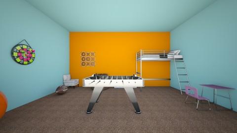 peyts room - Modern - Kids room - by kami1424