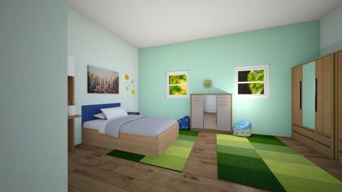 konstantins room 2 - Bedroom - by ambenevol