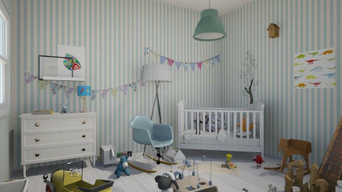 kids - Modern - Kids room - by Melza
