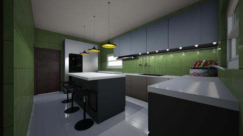 oge kitchen - Kitchen - by jfx