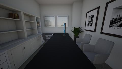 Jamie Office Modern 2 - Office - by amandayoungblood
