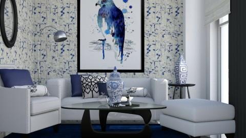 B - Living room - by RonRon