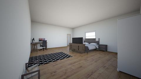 Kau dream bedroom - Modern - Bedroom - by kautheking123