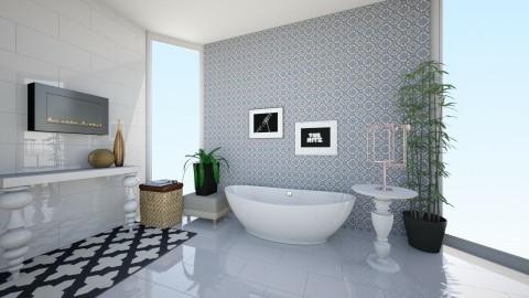 BATHROOM - Bathroom - by heddam2508