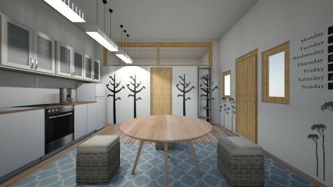 Small Home view - Minimal - Living room - by Tara T