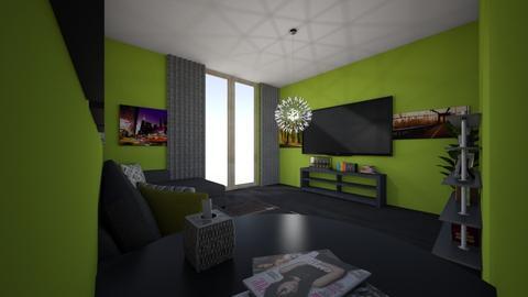 nn - Modern - Living room - by Ritus13