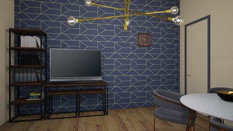 New apt - Living room - by massa_camila