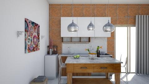 d - Kitchen - by TeodoraYord