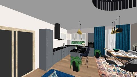 iladesignlivingroom - Living room - by Iladesign