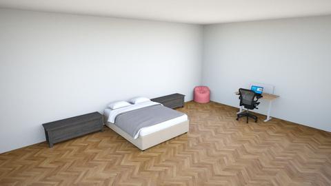 Kellers room - Bedroom - by Portersans