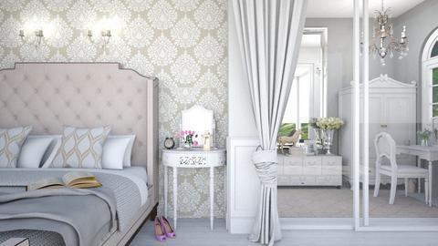 Bedroom2 - Bedroom - by anamarijag00