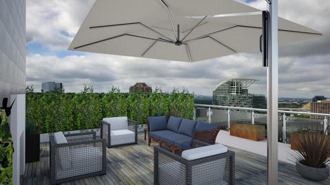 Ritz Carlton Residence - Garden - by adrvana