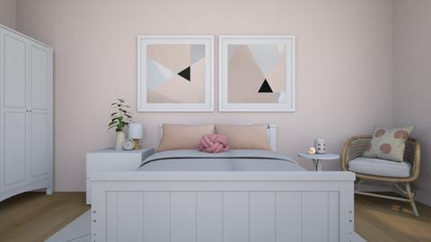 Camera da Letto 3 - Bedroom - by Picipilla