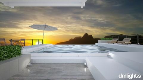 Pool - Garden - by DMLights-user-1370483