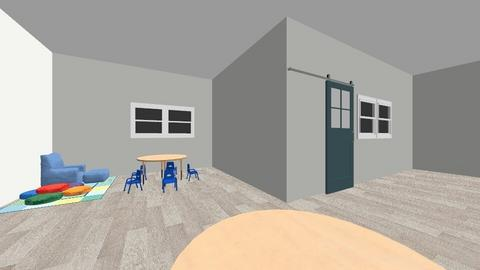 pressley coop layout - Kids room - by VJVVZNVJYTCKMWBXMAYFQZPEQJTRBTD
