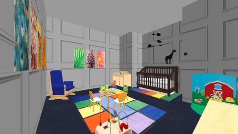 babys room - Modern - Kids room - by derome