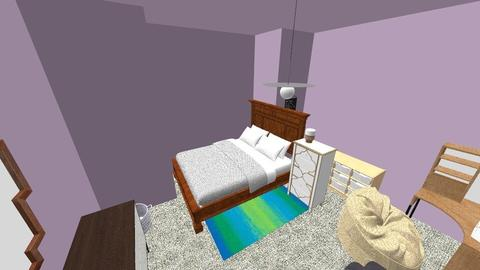 The First Ro Room - Kids room - by RoTheDreamer