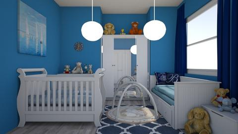 baby boy - Kids room - by Show_off
