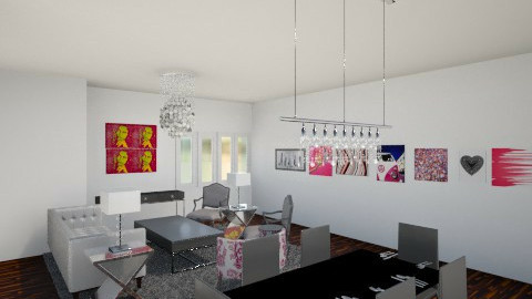 Elegant Living - - Living room - by Arch Orchid